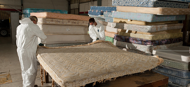 Mattress Disposal in Pinewood, SC